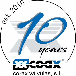 Logo_10 Years_coax_es_